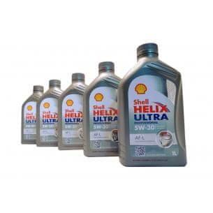Mobil Shell Helix Ultra Professional AF-L 5W-30 (5 x 1 l)