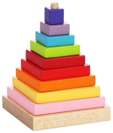 CUBIKA 13357 Barevná pyramida