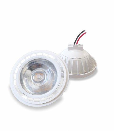 Century CENTURY AR111 LED CITY 15W 4000K 1200Lm 24d 230VAC kabel 111x45mm IP20 CEN CL-152440
