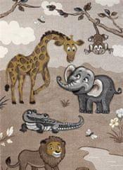 Detský kusový koberec Diamond Kids 24292/760 160x230