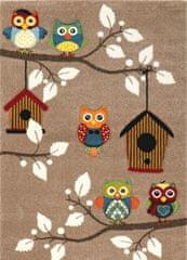 Detský kusový koberec Diamond Kids 24189/70 120x170