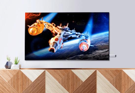 Hisense UHD 55U7QF ULED televizor, Smart TV