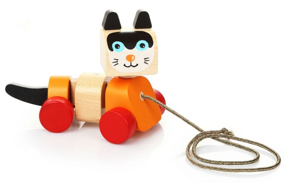 CUBIKA 13616 Tahací kočka