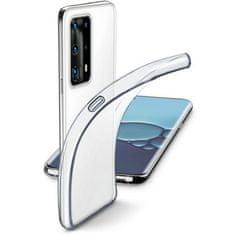 CellularLine Fine ovitek za Huawei p40, prozoren
