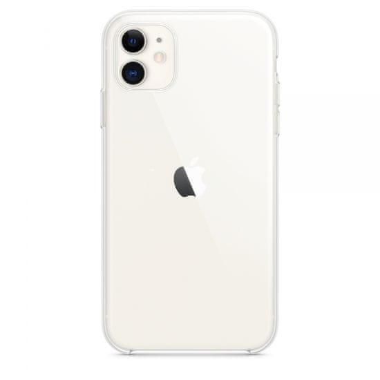 Clear Case ovitek za iPhone 11, silikonski, 1,8 mm, prozoren