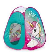 """Mondo Otroški šotor PopUp """"Unicorn"""" 85x85x95 cm"""