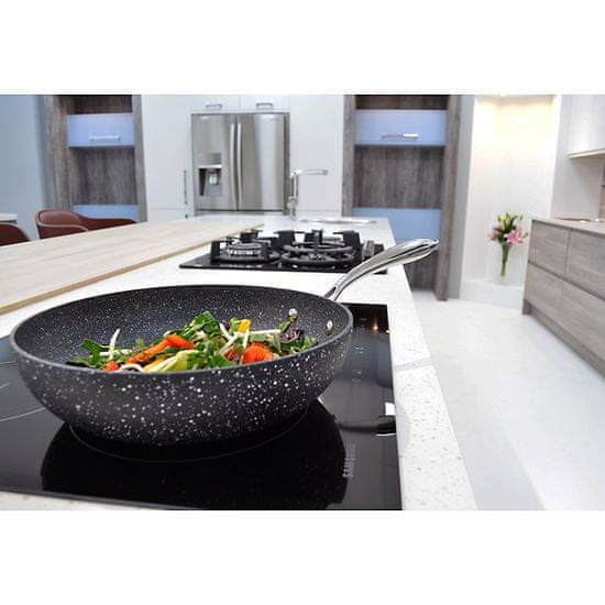 Eaziglide Eaziglide Neverstick2 - pánev wok 28 cm (1053)