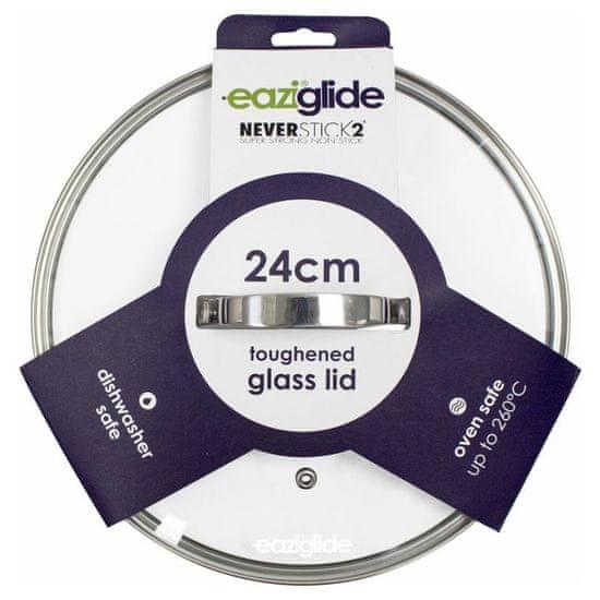Eaziglide Eaziglide Neverstick2 - skleněná poklice 24 cm (1045)