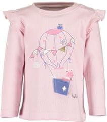 Blue Seven dívčí tričko 68, růžová