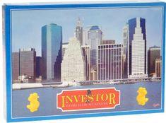 Wiky Spoločenská hra Investor