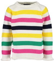 Blue Seven sweter dziewczęcy 74, kremowy