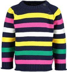 Blue Seven Dekliški pulover, 86, temno moder