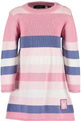 Blue Seven dekliška obleka, roza, 68