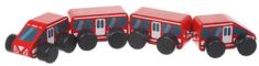 CUBIKA brzi vlak 15108, drveni vlak, s magnetima