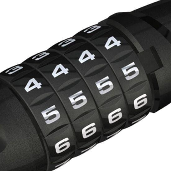 Abus 6415C/120/15 Black SCMU Tresor