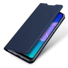 Dux Ducis Skin Pro knjižni usnjeni ovitek za Huawei P40 Lite E, modro