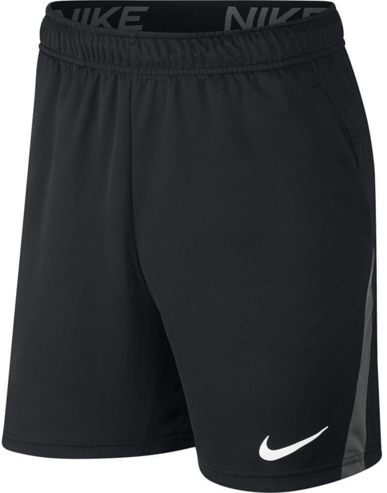 Nike pánské kraťasy NK DRY SHORT 5.0 XXL, černá