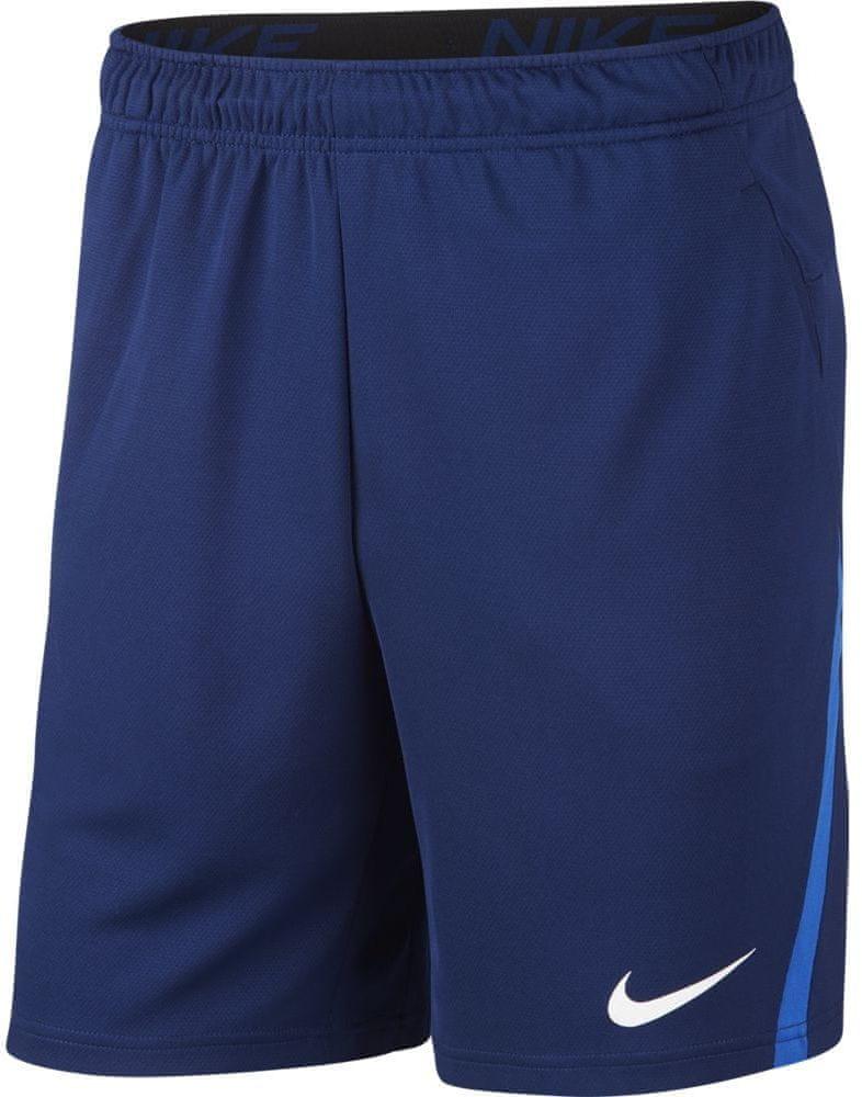 Nike pánské kraťasy NK DRY SHORT 5.0 XXL, modrá