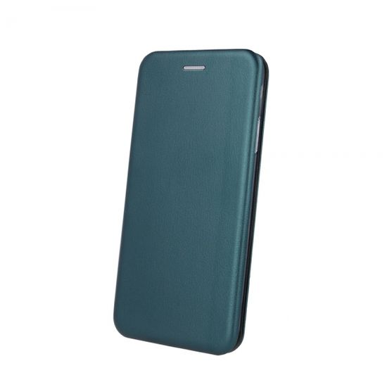 Havana Premium Soft ovitek za Samsung Galaxy S10 Lite G770 / Galaxy A91 A915, preklopni, zelen