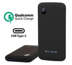 Blow PB16A Powerbank prijenosna baterija, 16000 mAh, Quick Charge 3.0, crna