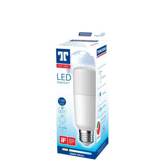 Tungsram E27 LED žarulja, 15 W, stik