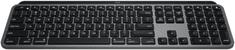 Logitech MX Keys MAC, šedá, CZ (920-009558*CZ)