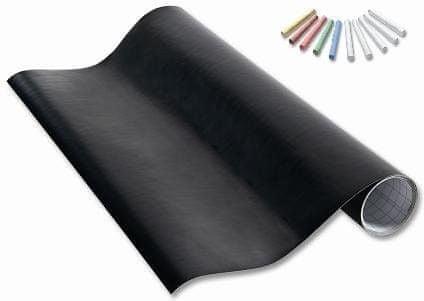 Samolepící křídová tabule
