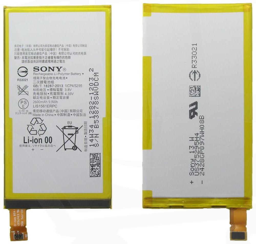 Sony 1282-1203 Baterie 2 600 mAh bez NFC Li-Polymer (Bulk) 2435867