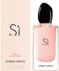 Armani Sì Fiori EdP, parfumska voda, 50 ml