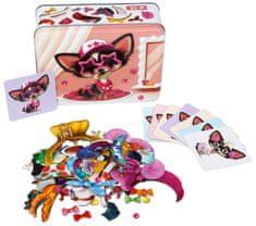 Puzzlika 14279 Čivava - psí móda - magnetická hra 50 dílků a 8 předloh
