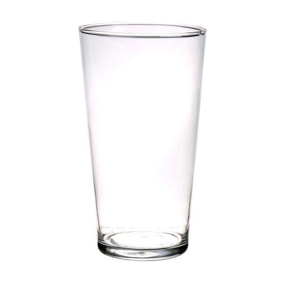 DUIF steklena vaza Orlando, 14 × 25 cm