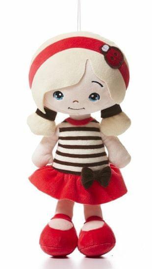 Levenya plyšová panenka Anette 36 cm