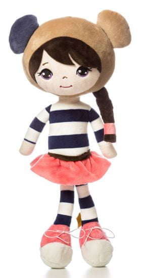 Levenya plyšová panenka Nadine 36 cm