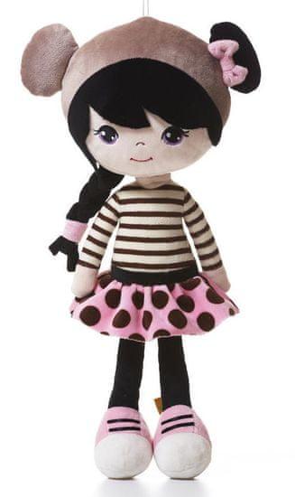 Levenya plyšová panenka Nicole 43 cm