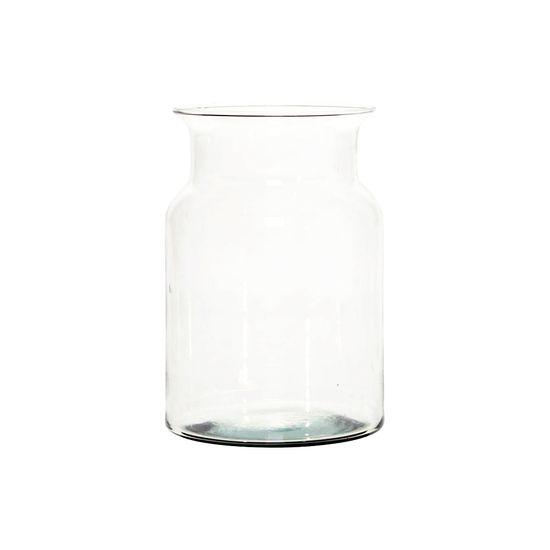 DUIF steklena vaza Bose, 14 × 25,5 cm