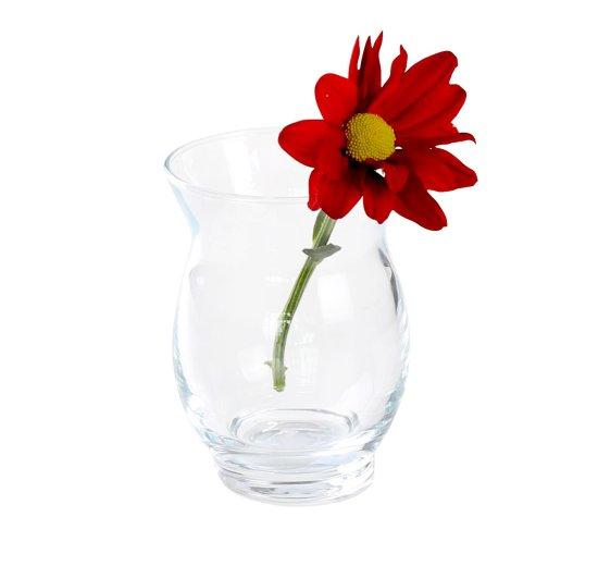 DUIF steklena vaza DEX, 6,8 × 9,5 cm