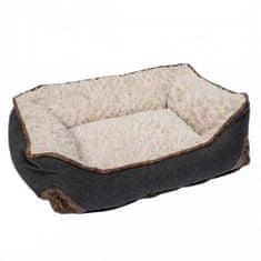 Duvo+ Komfortní pelíšek obdélníkový 48x41x16cm