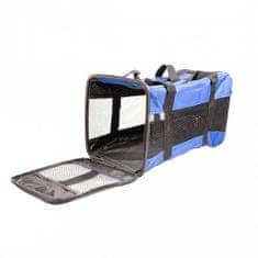 Duvo+ Lehká a pohodlná cestovní taška 47x25x27cm
