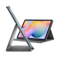 CellularLine Folio ovitek za Samsung Galaxy Tab S6 Lite, preklopni, črn