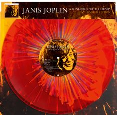 Joplin Janis: A Songbook With Friends - LP