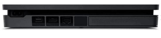 Sony PlayStation 4 Slim igralna konzola, 500GB + Spider-Man + R&C + HZD:CE