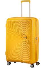 American Tourister Příruční kufr Soundbox Yellow