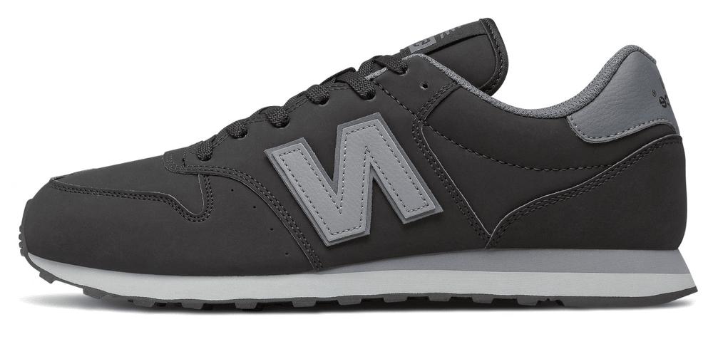 New Balance pánské tenisky GM500LA1 44,5 černá
