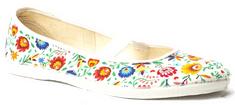 Toga dekliški copati, s cvetličnim vzorcem, večbarvni, 31