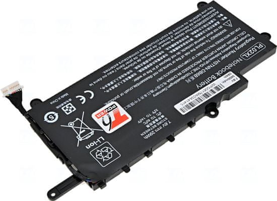 T6 power Akkumulátor HP Pavilion 11-nxxx x360, 3800mAh, 29Wh, 2cell, Li-pol