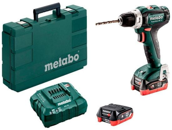 Metabo PowerMaxx BS 12 vrtalnik/vijačnik (601036800)