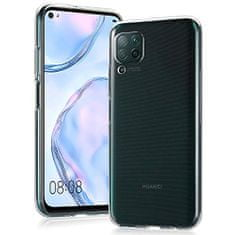 Clear Case ovitek za Huawei P40 Lite E, silikonski, prozoren - Odprta embalaža