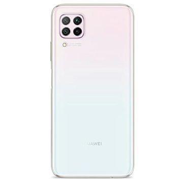 Clear Case ovitek za Huawei P40 Lite E, silikonski, prozoren