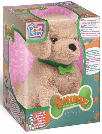 TM Toys piesek interaktywny Sunny
