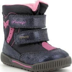 Primigi dekliška zimska obutev 6361900, 21, modri